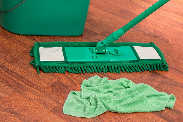 mop do mycia podłogi